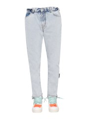 OFF-WHITE - JEANS SLIM LOW CROTCH