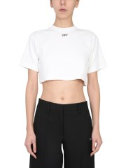 OFF-WHITE - TOP CROPPED