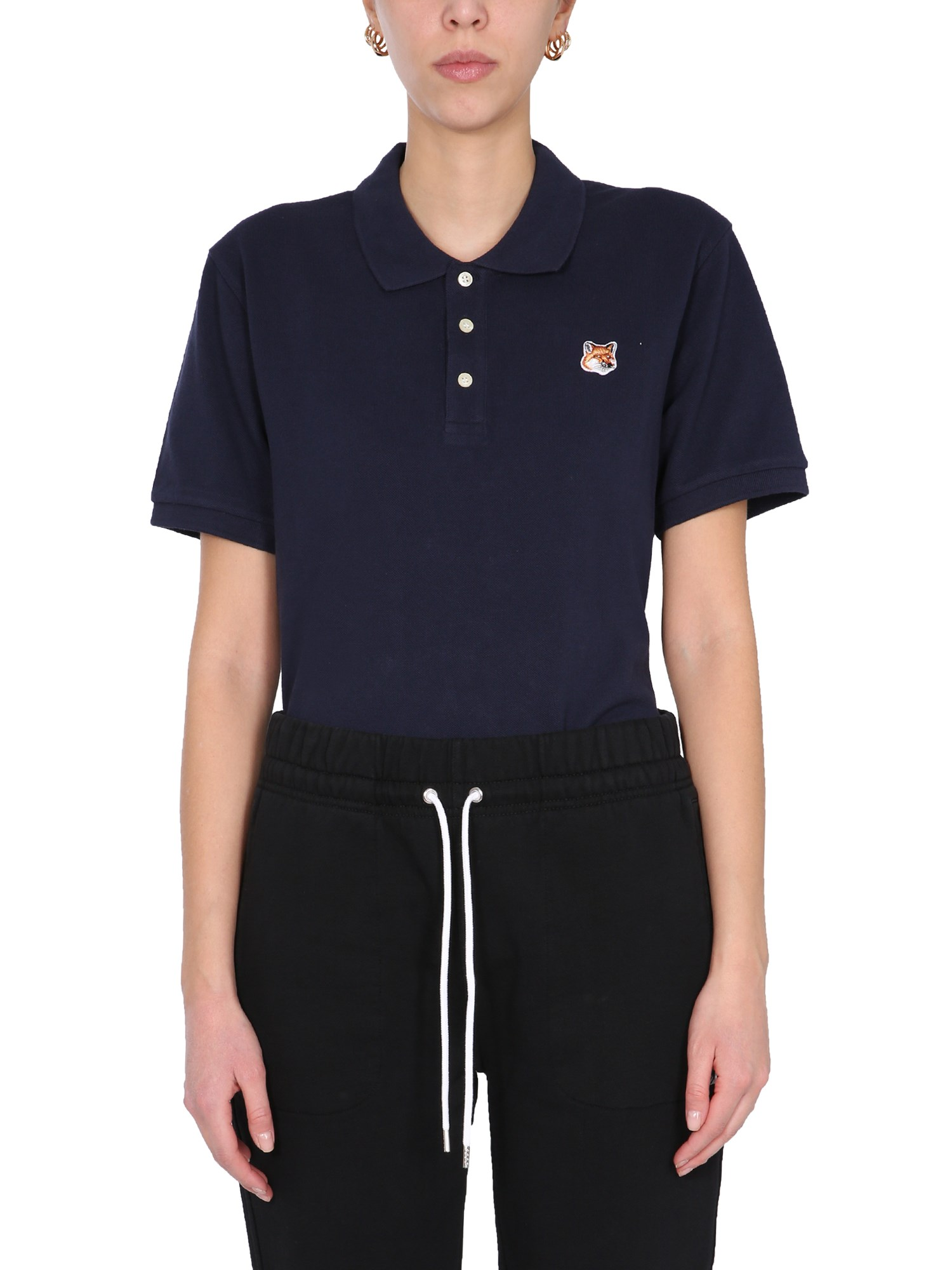 Maison Kitsuné POLO REGULAR FIT