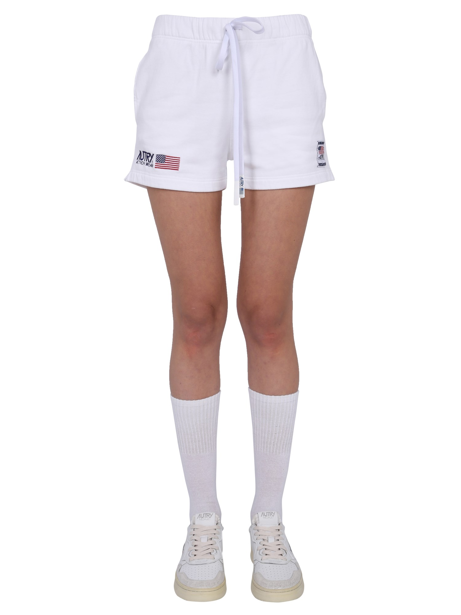 Autry Clothing SHORTS WITH LOGO