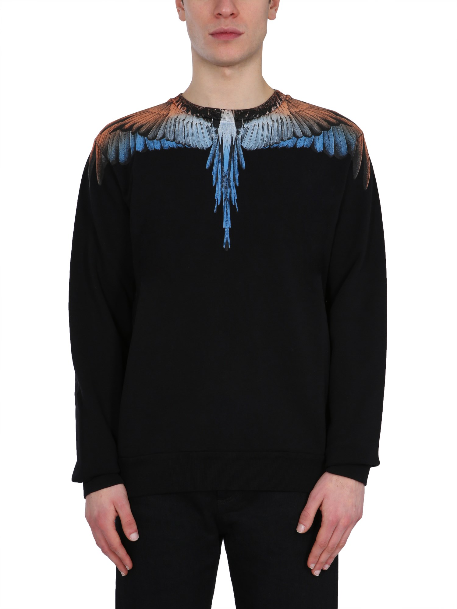 Marcelo Burlon County Of Milan CREW NECK SWEATSHIRT