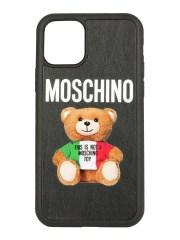 MOSCHINO - COVER IPHONE XI PRO ITALIAN TEDDY BEAR