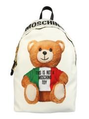 MOSCHINO - ZAINO ITALIAN TEDDY BEAR