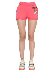 MOSCHINO - SHORT TEDDY INSIDE OUT