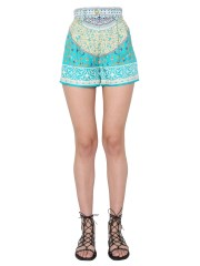 ETRO - SHORTS IN SETA