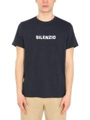"""ASPESI - T-SHIRT """"SILENZIO"""""""