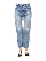 MAISON MARGIELA - JEANS SPLICED