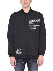 DSQUARED - GIACCA A VENTO