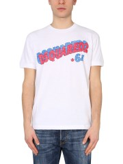 "DSQUARED - T-SHIRT ""RETRO 64"""
