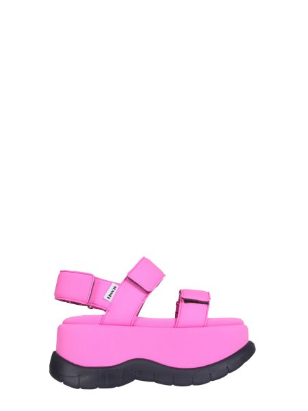 Sunnei X Eleonora Bonucci - Neoprene Platform Sandals