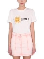 """ALBERTA FERRETTI - T-SHIRT """"I LOVE SUMMER"""""""