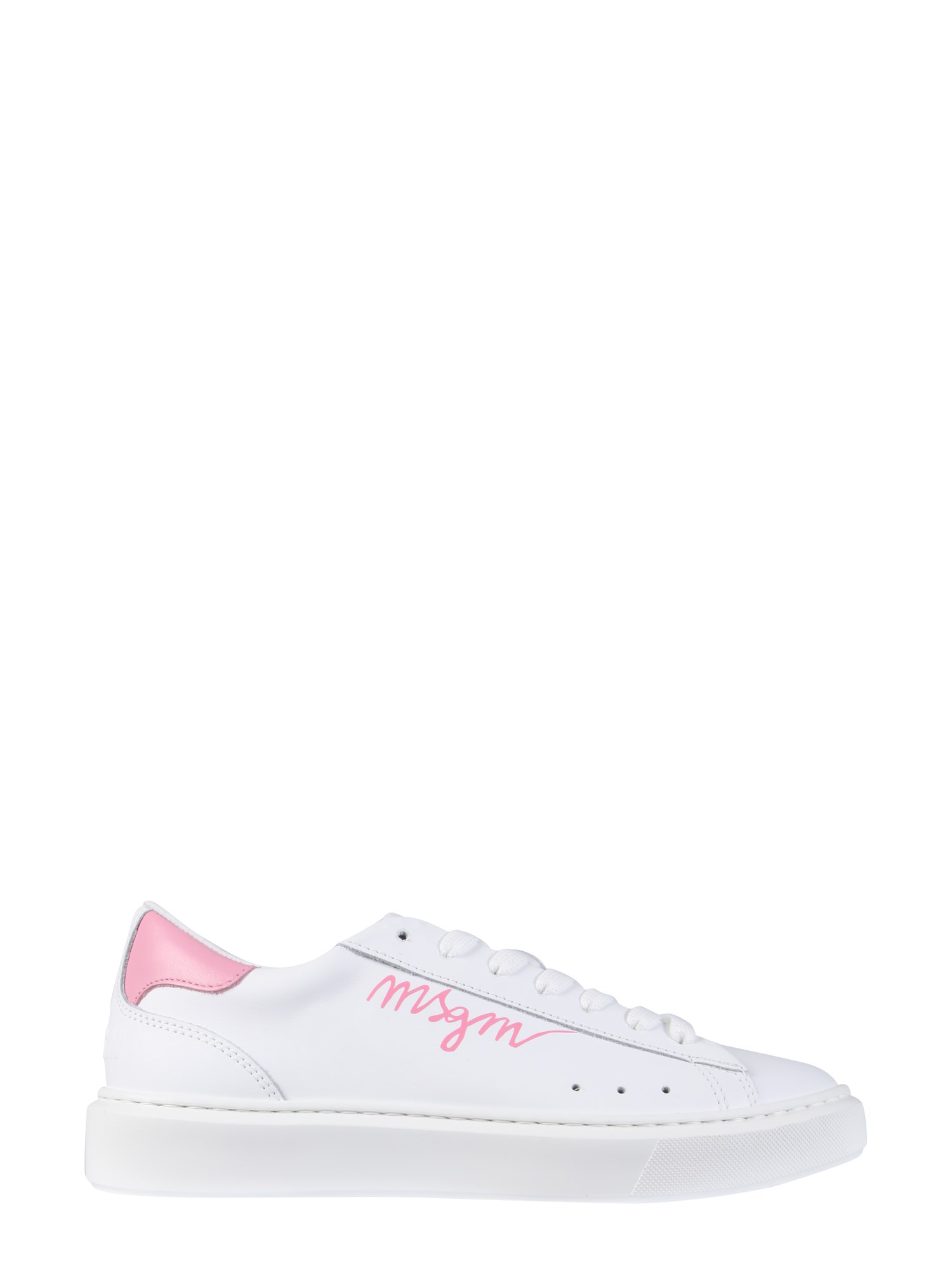Msgm SNEAKERS WITH LOGO
