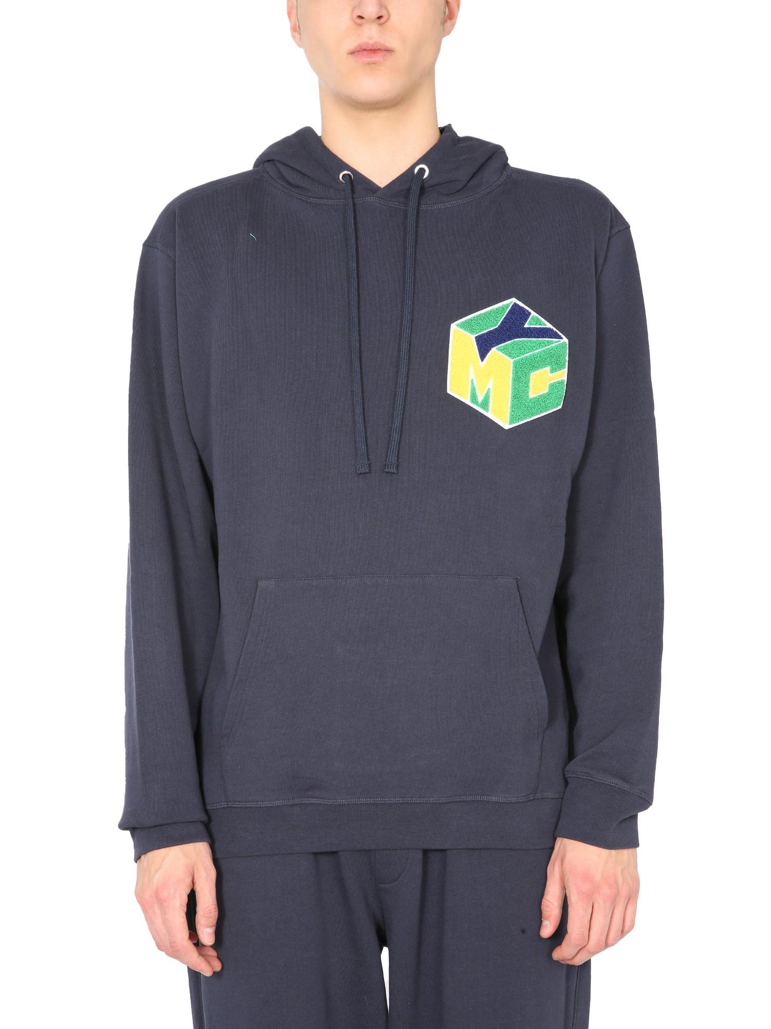 Ymc trugoy hooded sweatshirt - ymc - Modalova