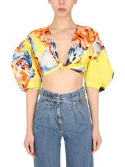 MSGM - TOP CROPPED
