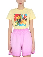 OPENING CEREMONY - T-SHIRT CON STAMPA COWBOY