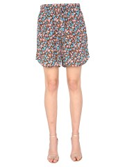 PAUL SMITH - SHORT CON STAMPA FLOREALE