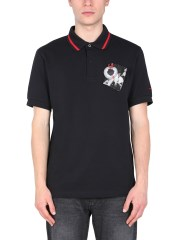 FRED PERRY X RAF SIMONS - POLO REGULAR FIT