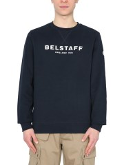 BELSTAFF - FELPA GIROCOLLO