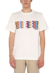 MISSONI - T-SHIRT GIROCOLLO