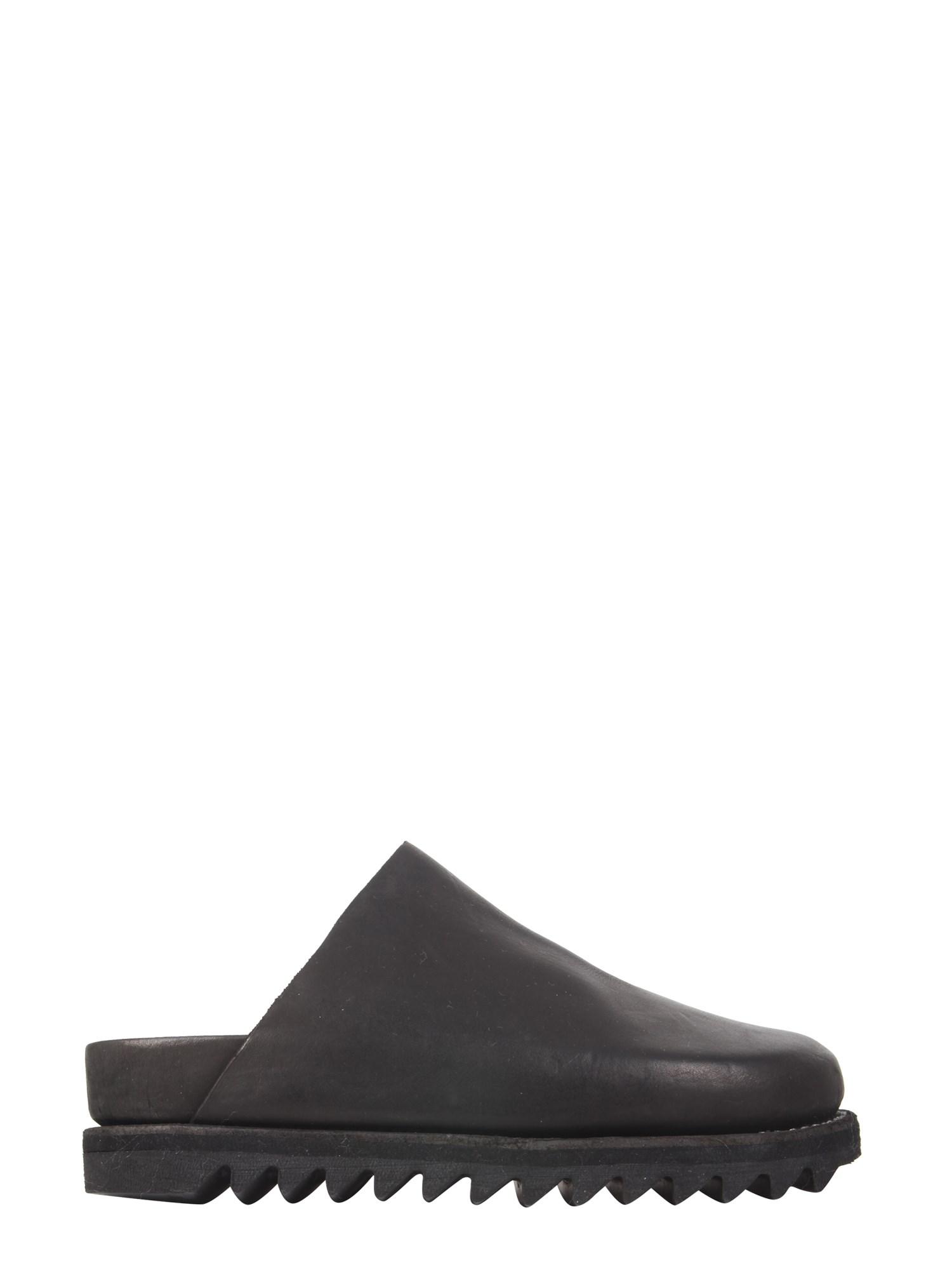 Guidi leather mules - guidi - Modalova