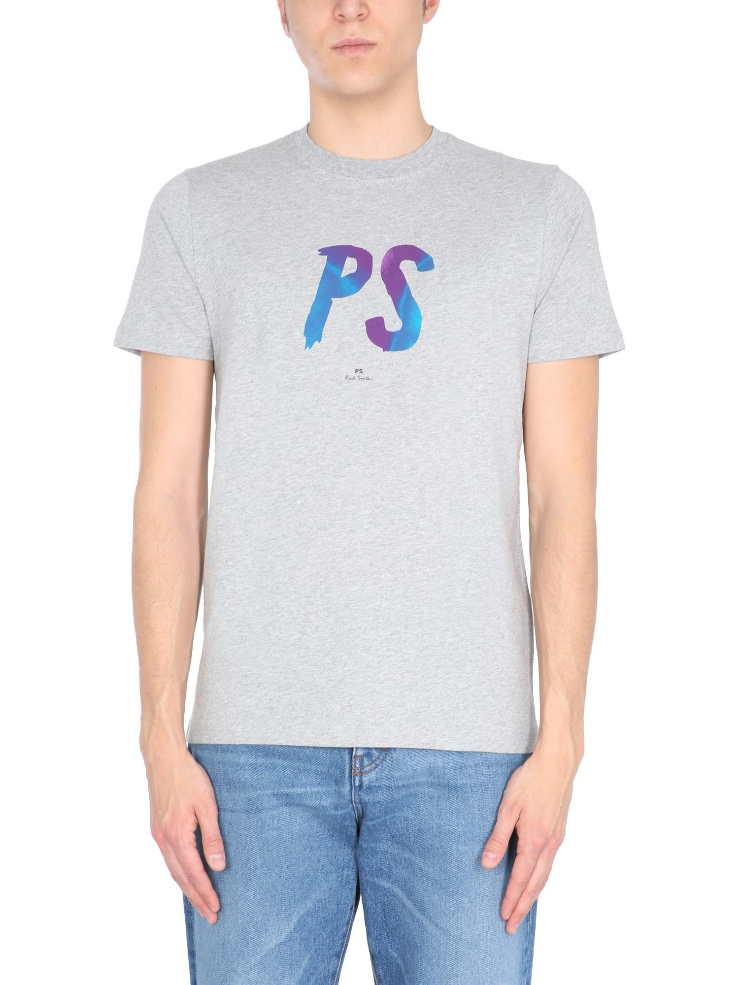Ps by paul smith crew neck t-shirt - ps by paul smith - Modalova