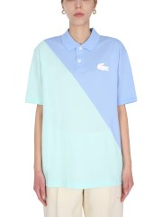 LACOSTE - POLO LOOSE FIT