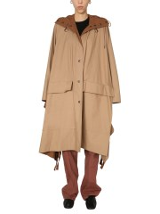 LEMAIRE - PARKA IN COTONE