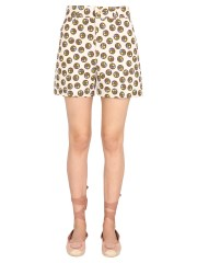 TORY BURCH - SHORT CON STAMPA