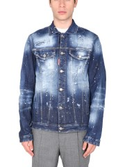 DSQUARED - GIACCA OVER FIT