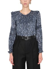 MICHAEL BY MICHAEL KORS - CAMICIA CON STAMPA FLOREALE