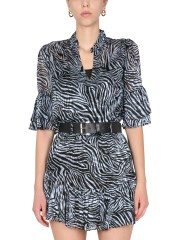 MICHAEL BY MICHAEL KORS - CAMICIA CON STAMPA ANIMALIER