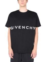 GIVENCHY - T-SHIRT CON RICAMO 4G