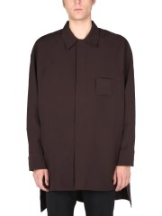 GIVENCHY - CAMICIA OVERSIZE FIT