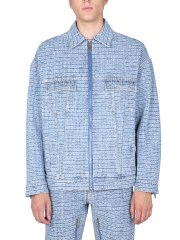 GIVENCHY - GIACCA CAMICIA OVERSIZE FIT