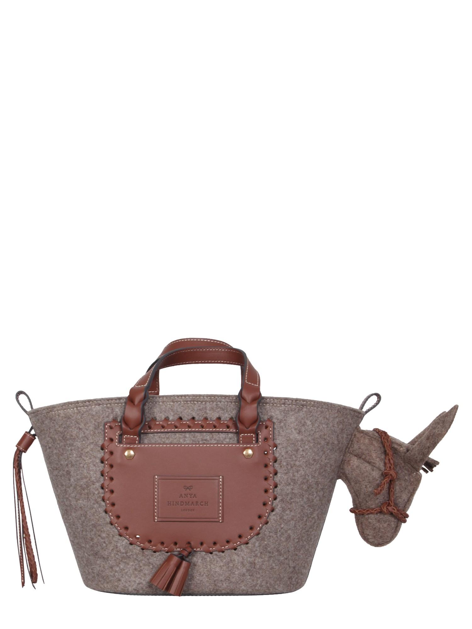 Small tote donkey bag - anya hindmarch - Modalova