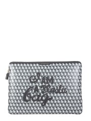 ANYA HINDMARCH - POUCH TECHNOLOGY CON ZIP