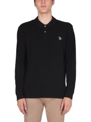 PS BY PAUL SMITH - POLO A MANICHE LUNGHE