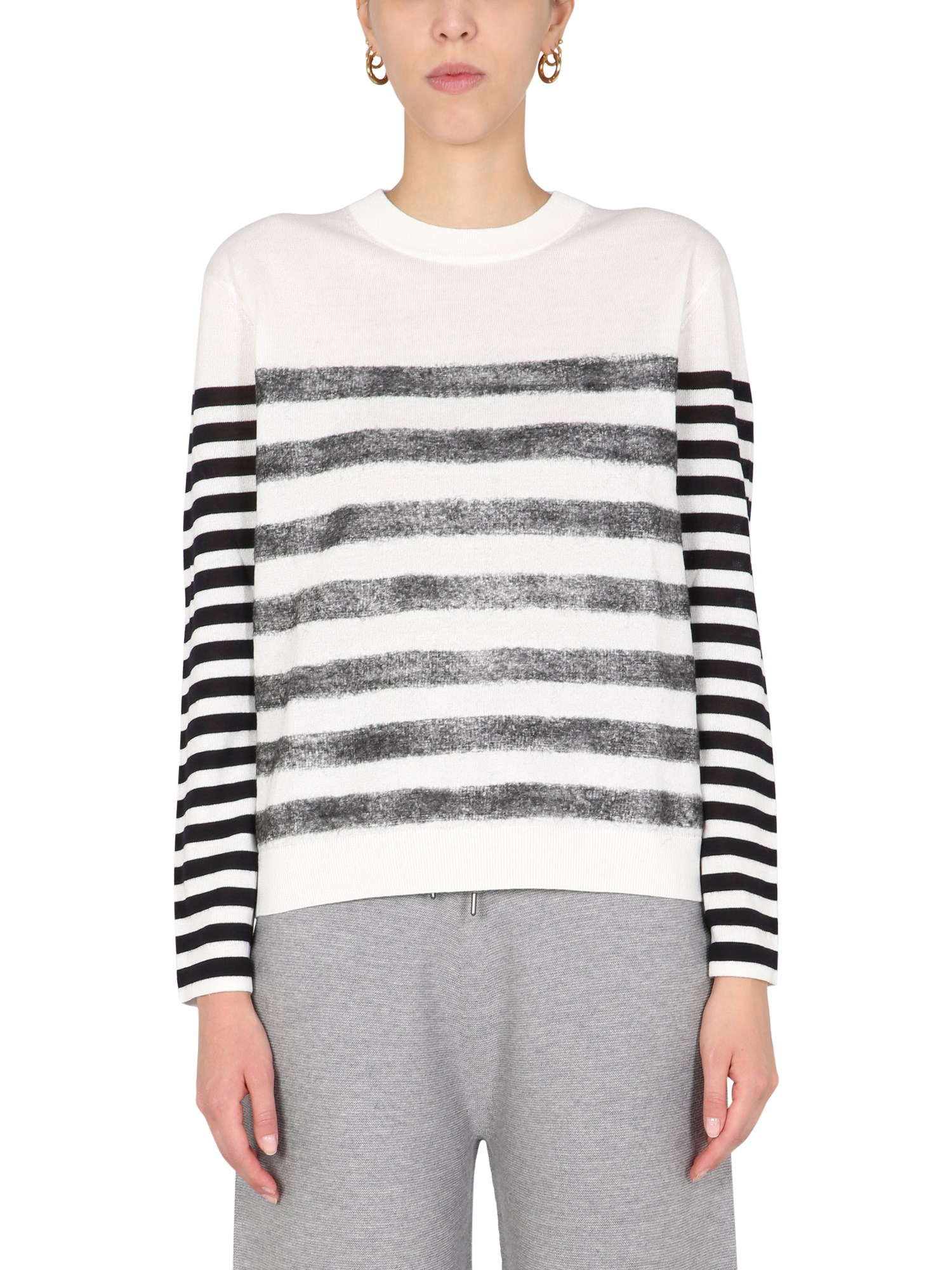 Ps by paul smith striped sweater - ps by paul smith - Modalova