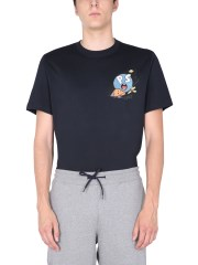 PS BY PAUL SMITH - T-SHIRT PS FOR LUCK