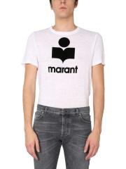 "ISABEL MARANT - T-SHIRT ""KARMAN"" CON LOGO"