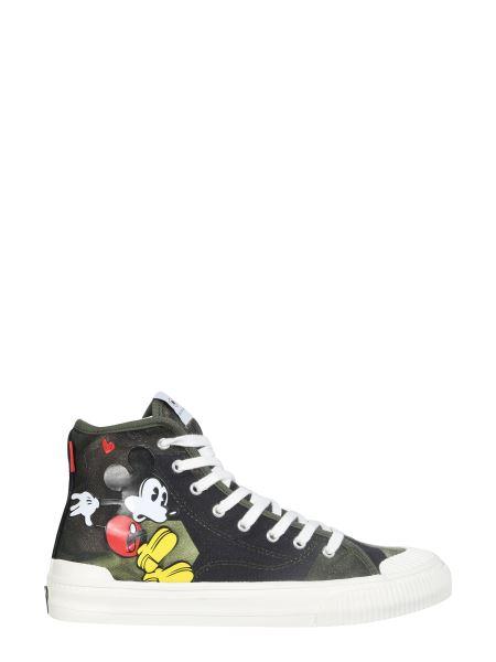 Moa Master Of Arts - Disney Cotton Canvas Sneakers