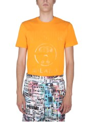 MOSCHINO - T-SHIRT DOUBLE QUESTION MARK