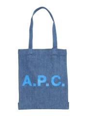 A.P.C. - BORSA TOTE LOU