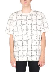 JW ANDERSON - T-SHIRT CON STAMPA LOGO