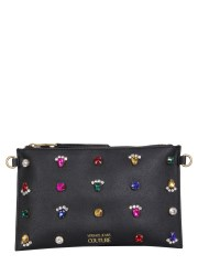 VERSACE JEANS COUTURE - POUCH IN ECO PELLE
