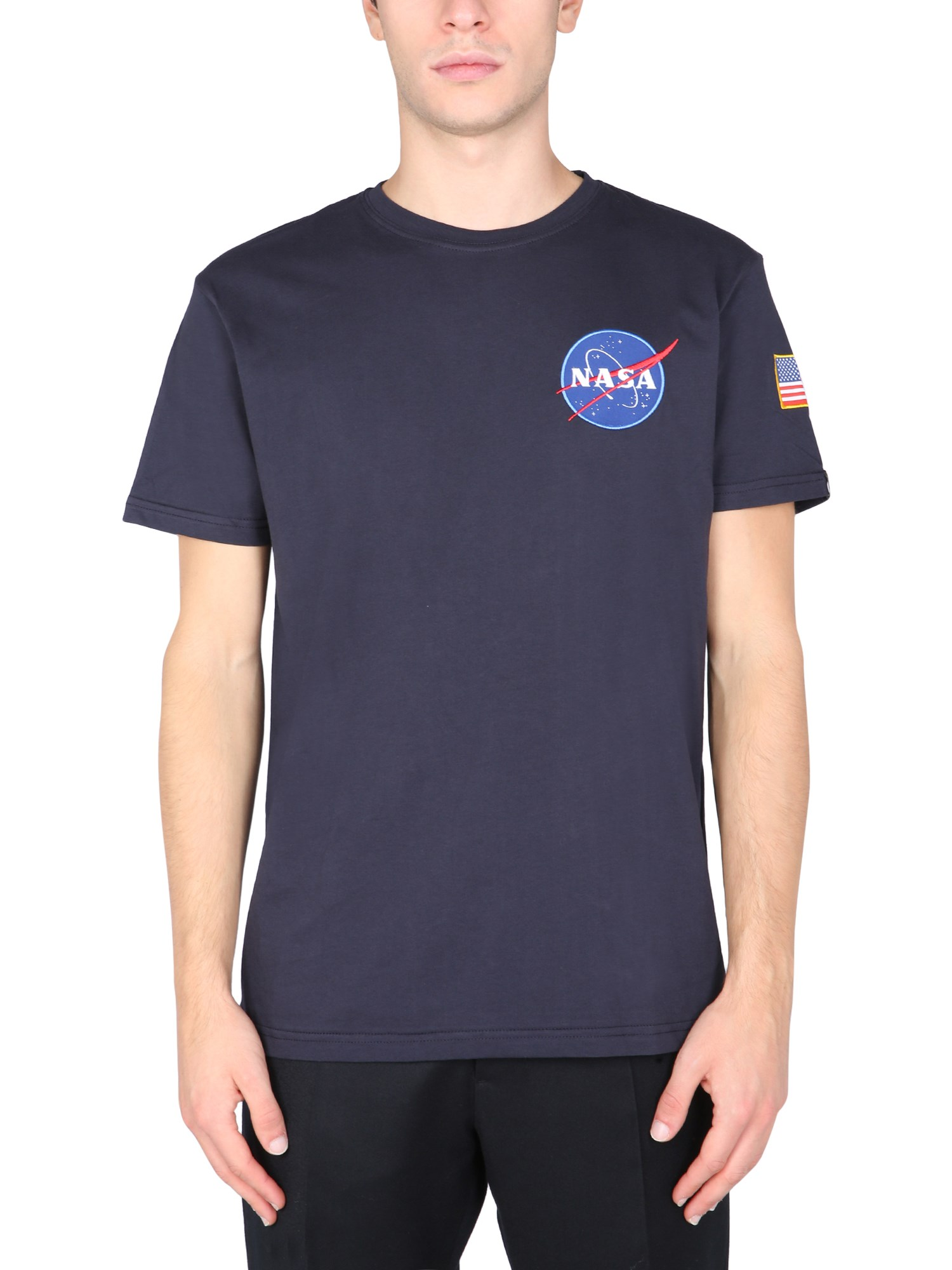 "Space shuttle"" t-shirt - alpha industries - Modalova"