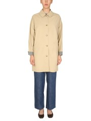 A.P.C. - TRENCH MONOPETTO