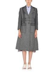 THOM BROWNE - CAPPOTTO NORFLOK