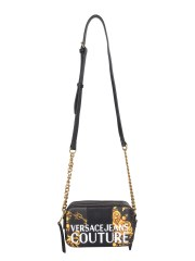 VERSACE JEANS COUTURE - BORSA A TRACOLLA IN ECO PELLE