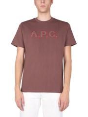 """A.P.C. - T-SHIRT """"ROMAIN"""""""